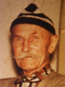 Dachdecker Edwin Höhn