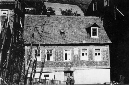 Wohn- und Geschäftshaus von Edwin Höhn
