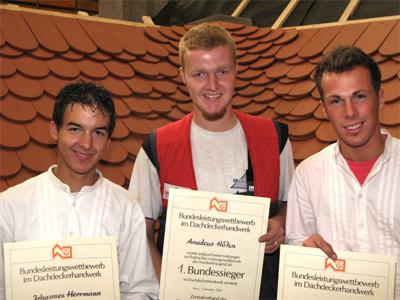 Bundeswettbewerb der Dachdecker 2006